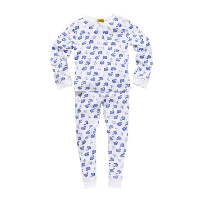Kids Moby Pajamas, Blue