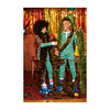 Green Kids Pajamas, Jingle Bell Rock - Pajamas - 2