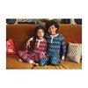 *Exclusive* Kids Jolly St. Nick Pajama Set, Red - Pajamas - 3