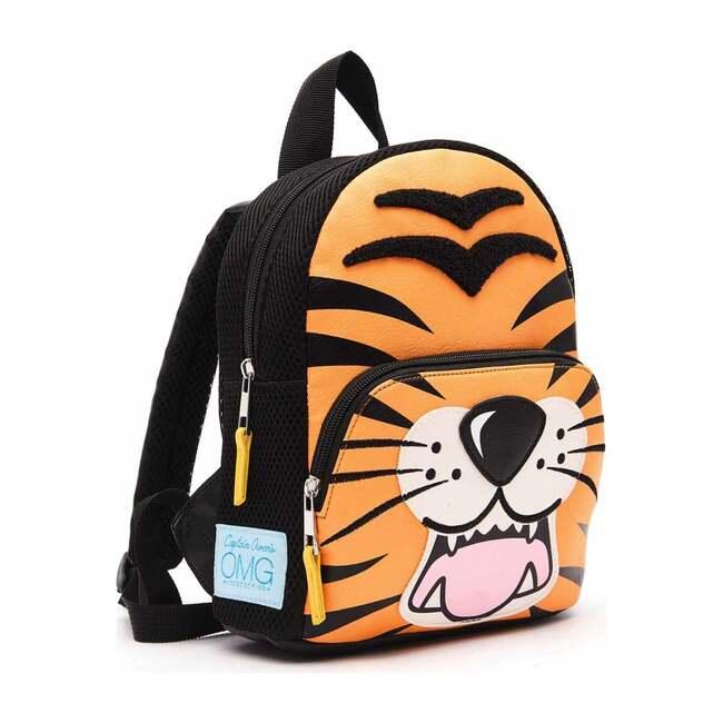 Tiger Striped Mini Backpack