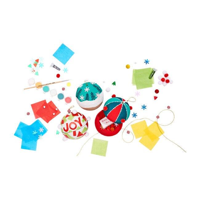 Paper Mache Ornament Kit