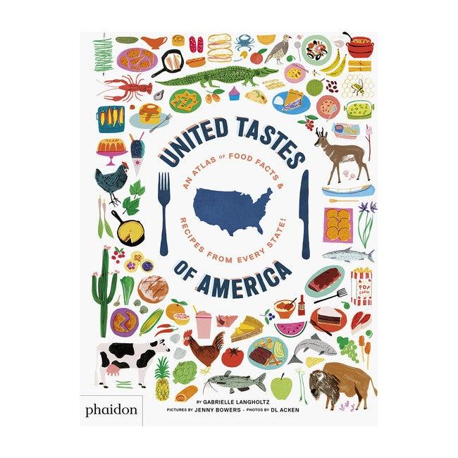 United Tastes of America - Books - 1