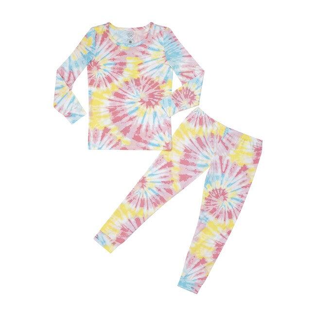Pajamas, Cotton Candy Tie Dye