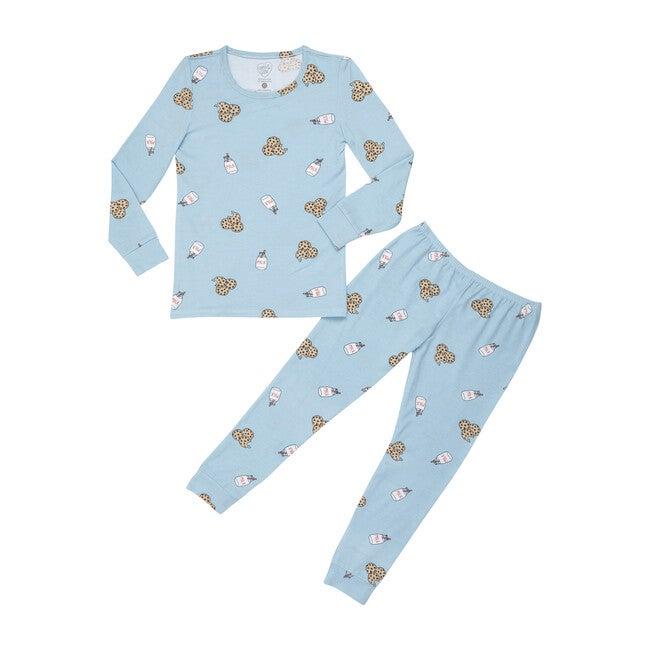Pajamas, Milk & Cookies