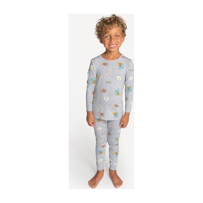 Pajamas, Breakfast