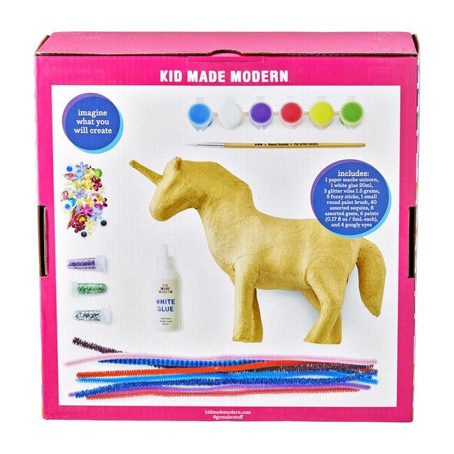 Paper Mache Kit, Unicorn