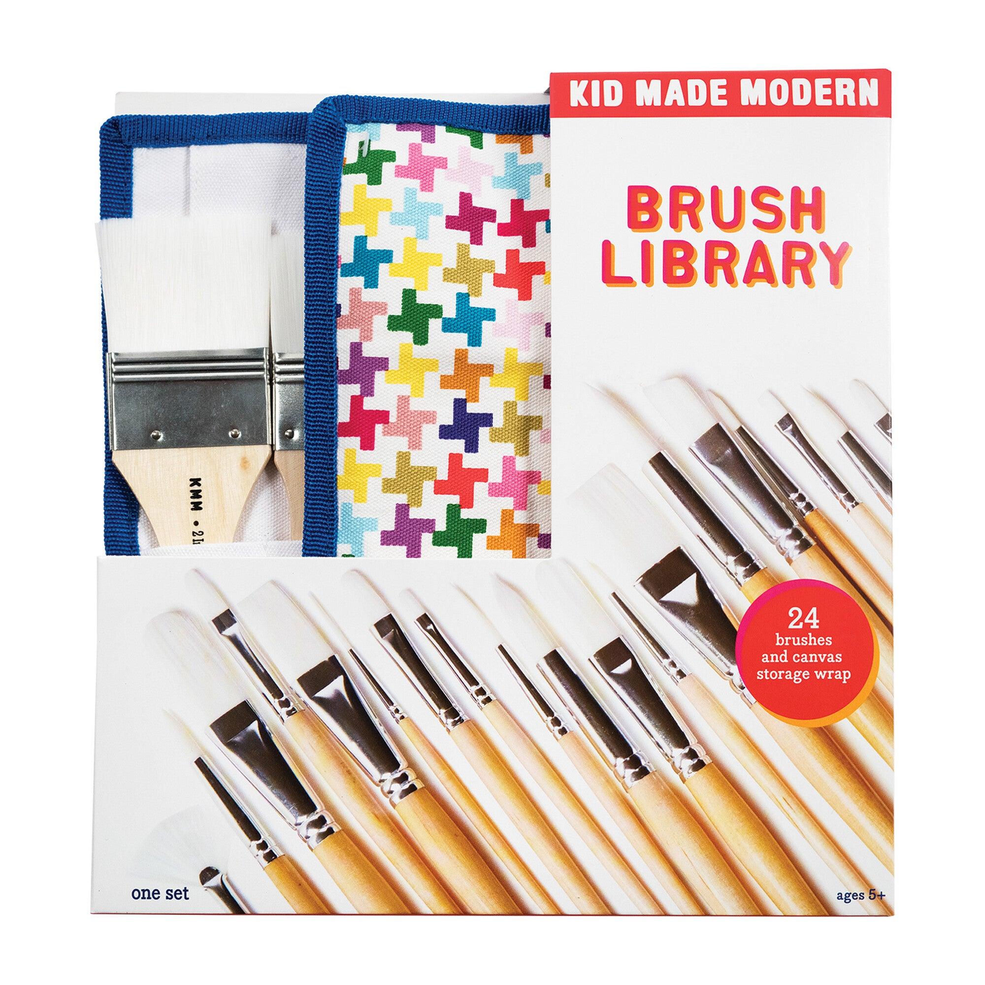 Brush Library
