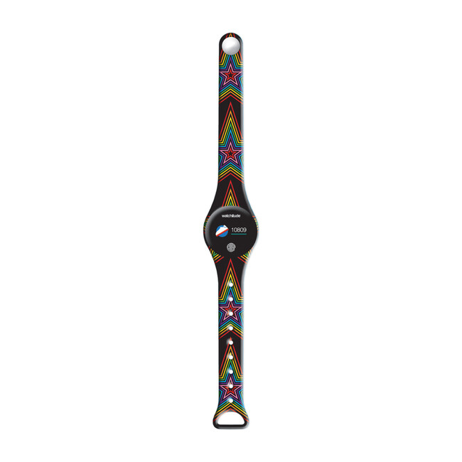 Move 2 Kids Activity Watch, Rainbow Stars