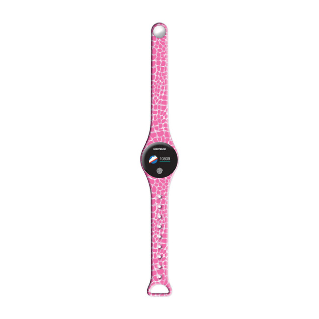 Move 2 Kids Activity Watch, Pink Crocodile