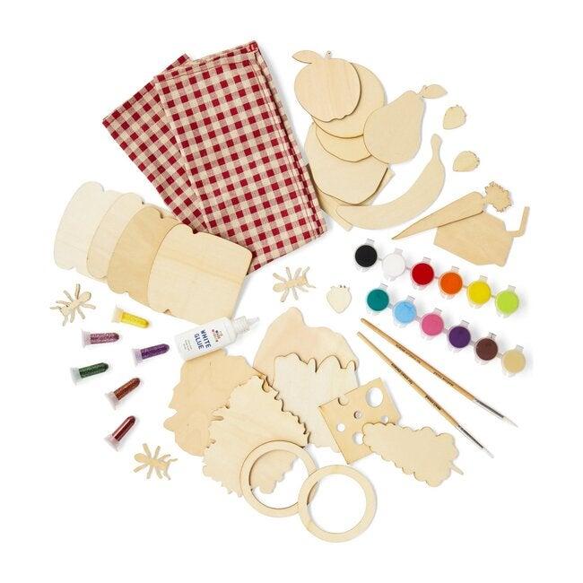 Paint a Picnic Craft Kit