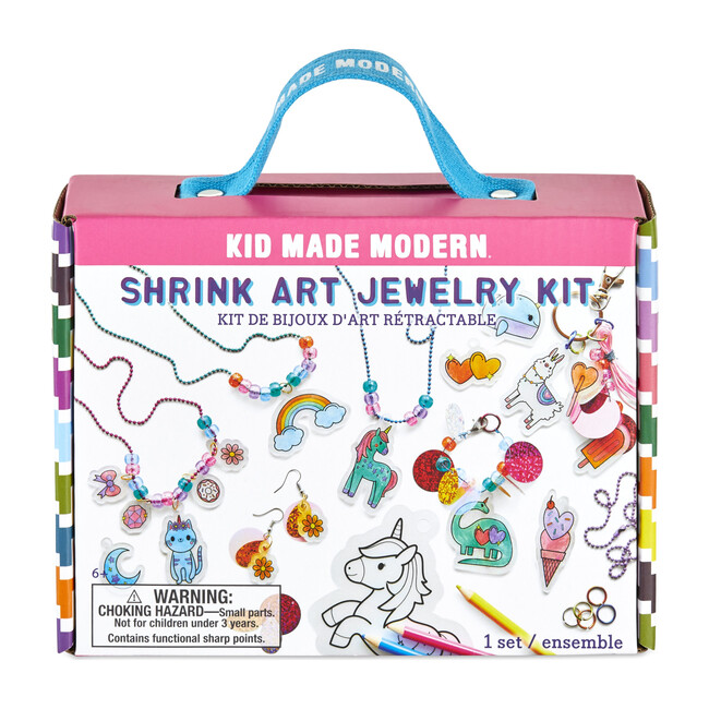 Shrink Art Jewelry Kit