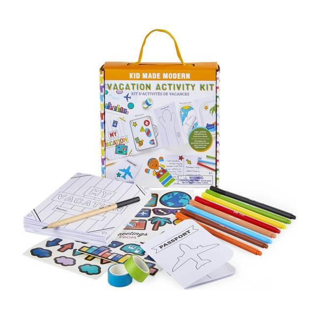 Vacation Activity Kit