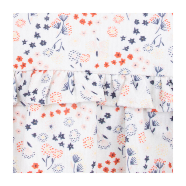 Ahmya Corduroy Dress, Blossom