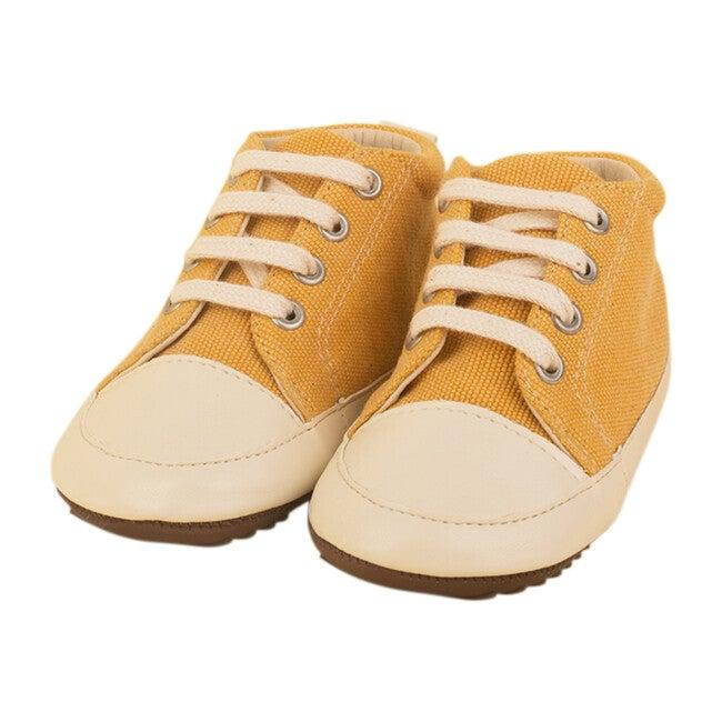 Eco Sneaker Bootie First Walker, Yellow