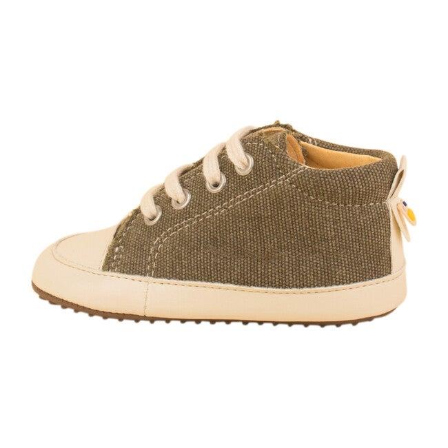 Eco Sneaker Bootie First Walker, Khaki