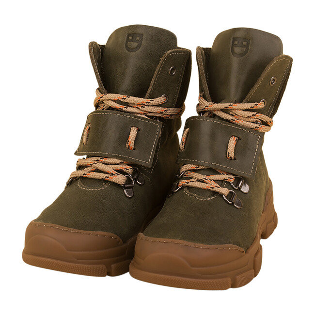 Uggly Boot, Olive