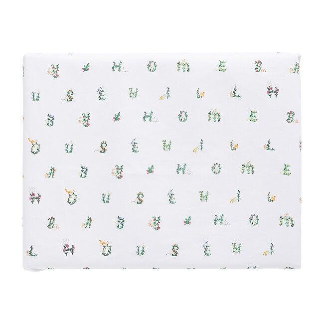 The Crib Sheet, Alphabet