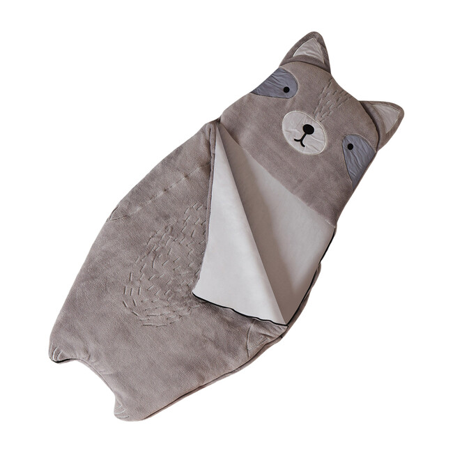 Campout Raccoon Sleeping Bag