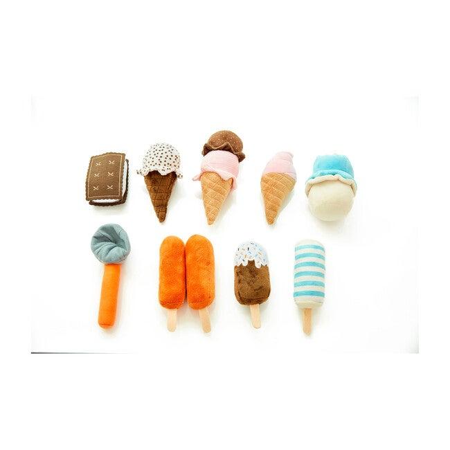 Ice Cream Set Play Food