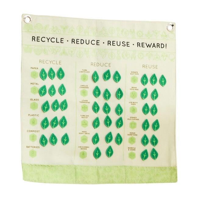 Recycle, Reduce, Reuse, Reward