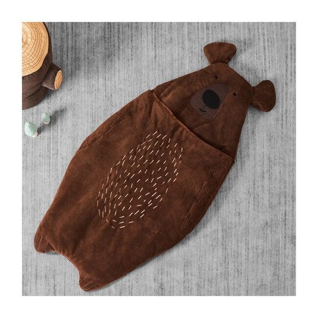 Campout Bear Sleeping Bag