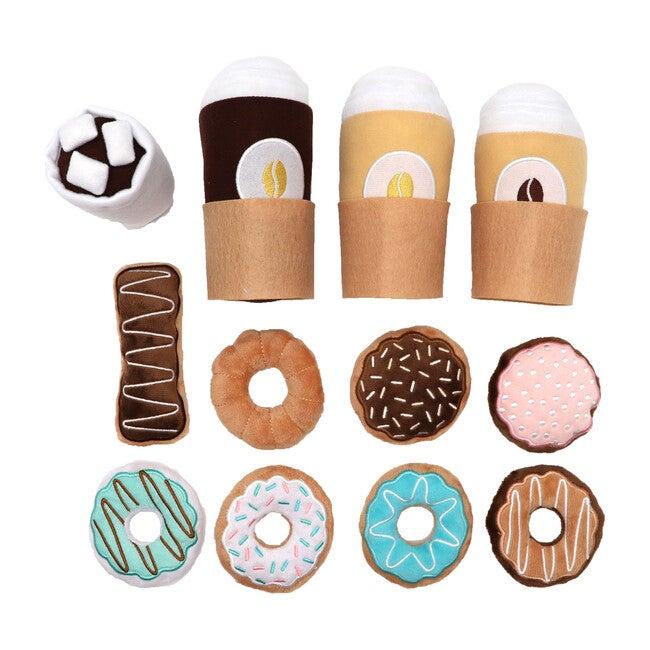 Coffee & Donut Play Food