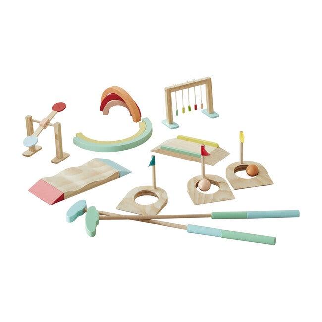 Wood Golf Set - Games - 1