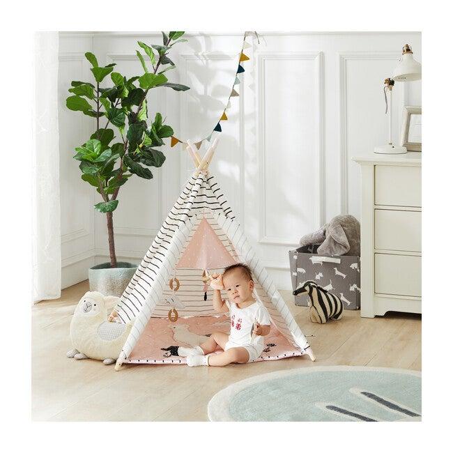 Baby Activity Tent, Llama