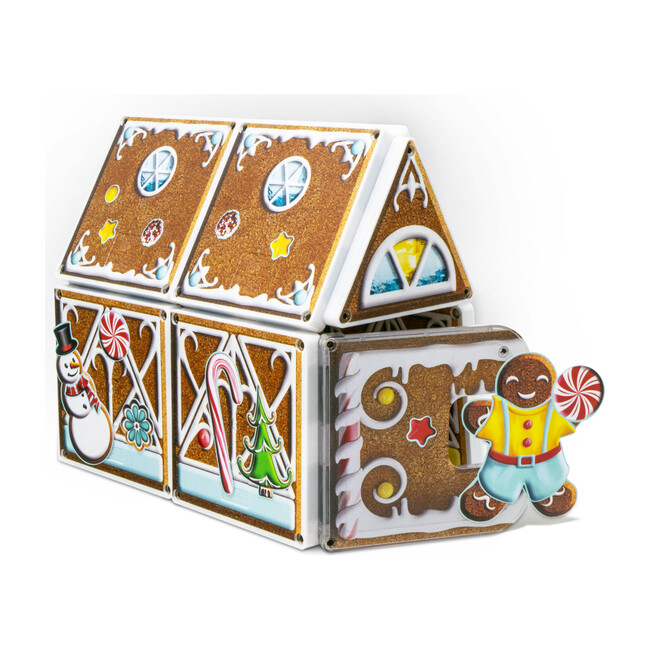 Gingerbread Candy Cabin