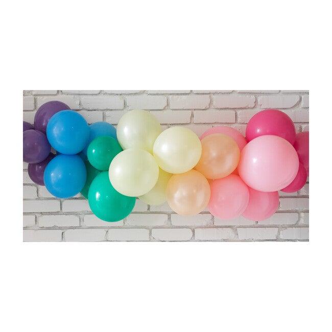 Balloon Garland Kit, Pearl Rainbow