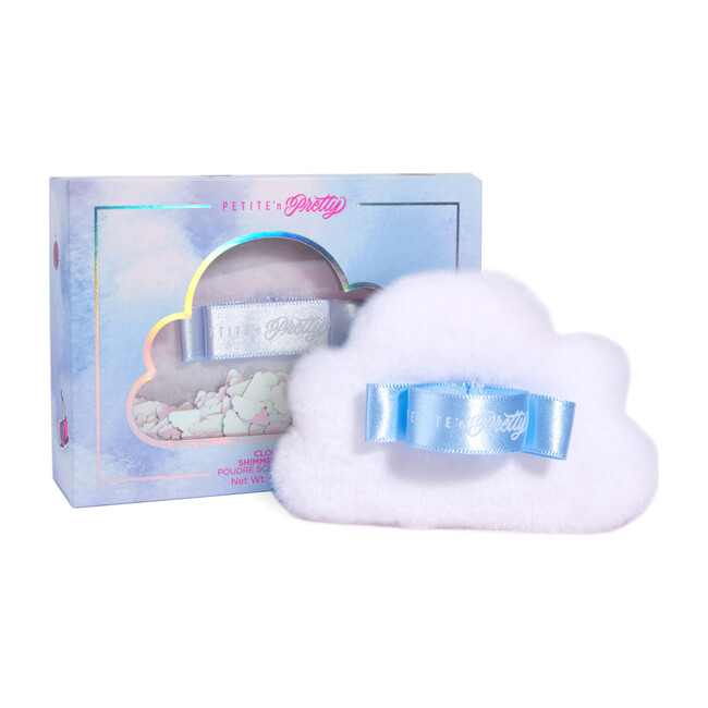 Cloud Fluff Shimmer Body Puff - Make-up - 1 - zoom