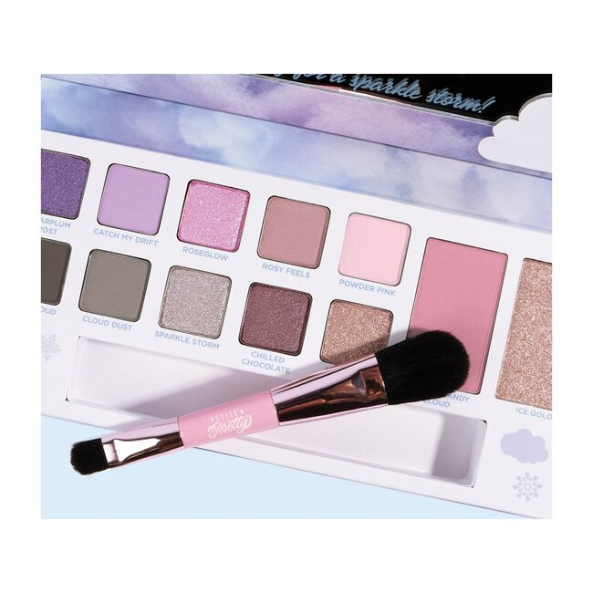 Cloud Mine Ice Eye & Cheek Palette