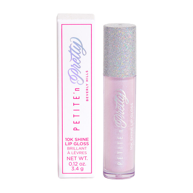10K Shine Lip Gloss - Shell Shocked