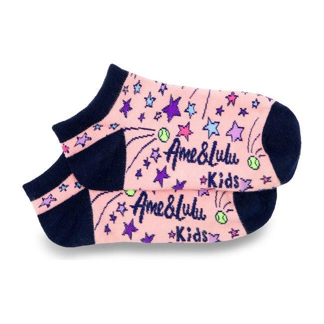 Shooting Stars Happy Feet Socks