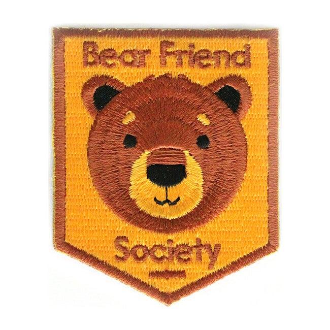 Bear Friend Society Patch