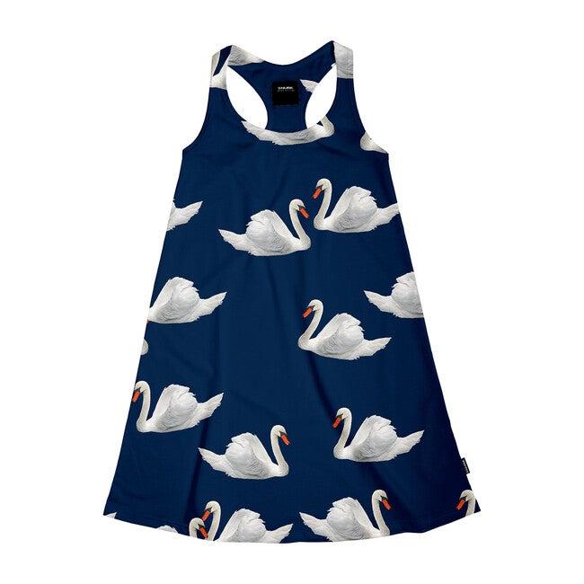 *Exclusive* Swan Lake Tank Dress