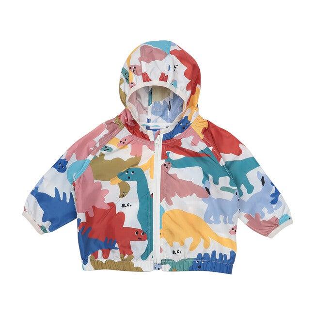 Baby Raincoat, Dinos