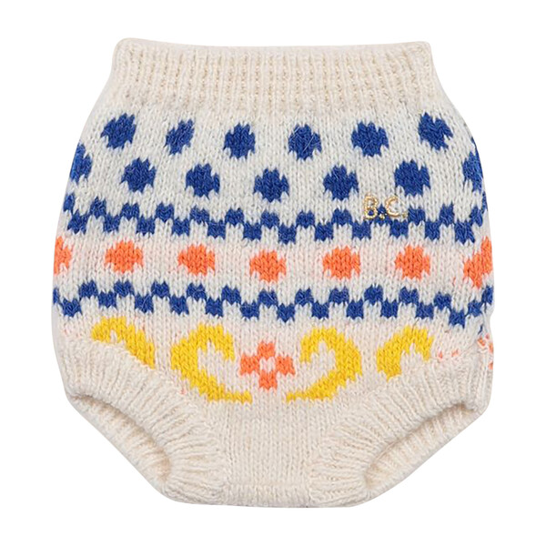 Baby Knitted Culotte, Eclipse