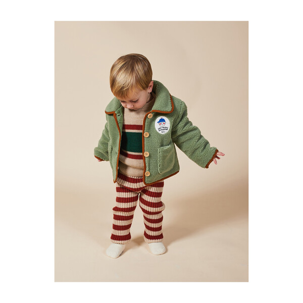 Baby Patch Jacket, Green