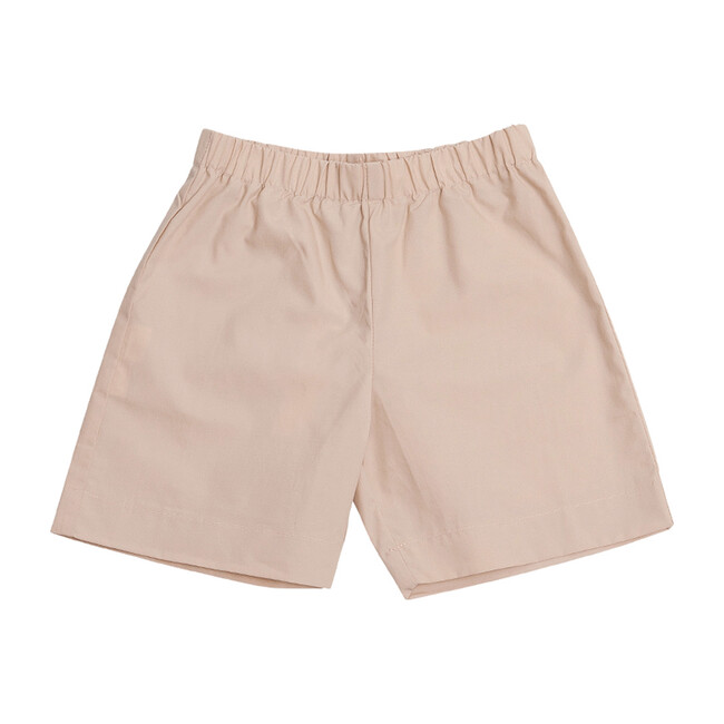 JD Pull-On Shorts, Khaki