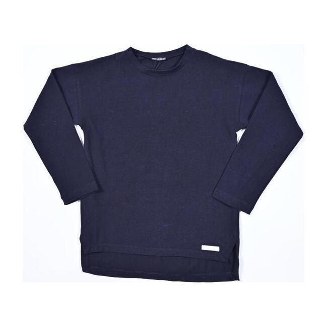 Phantom Long Sleeve T-Shirt, Black
