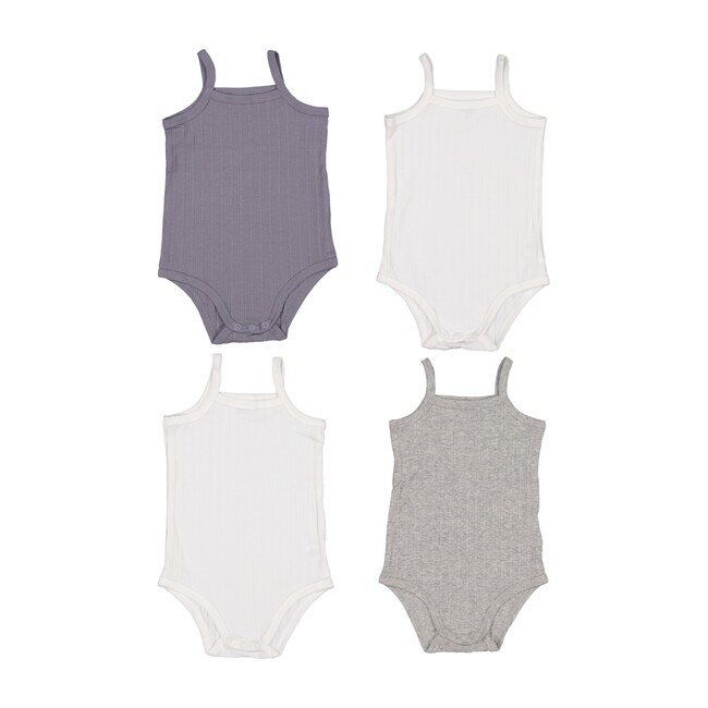 Baby Boy's Sleeveless Onesie Set