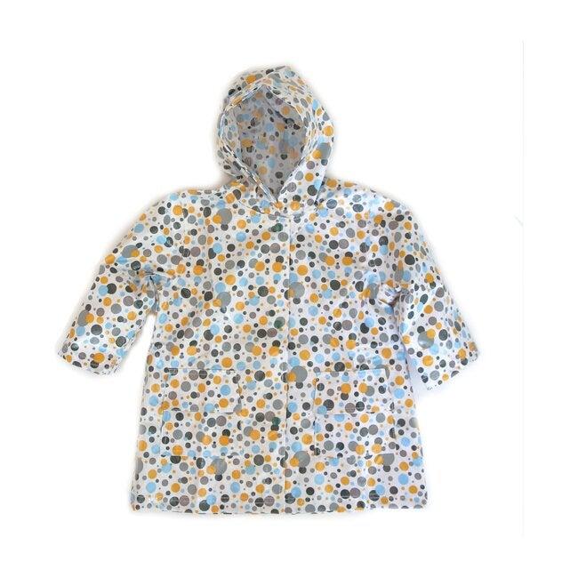Raincoat Shell, Multi Dot