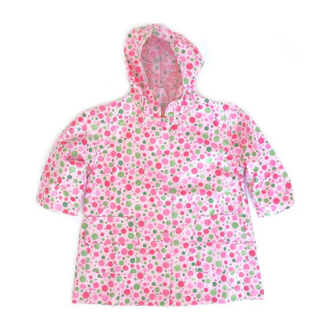 Raincoat Shell, Candy Dot