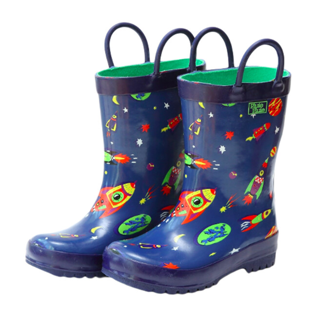Rain Boots, Rocket
