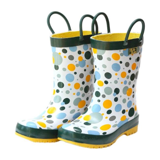 Rain Boots, Multi Dot