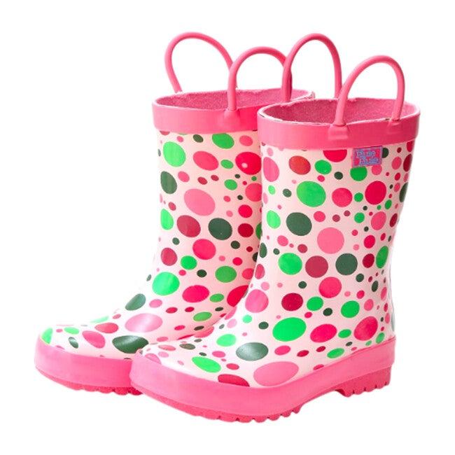 Rain Boots, Candy Dot