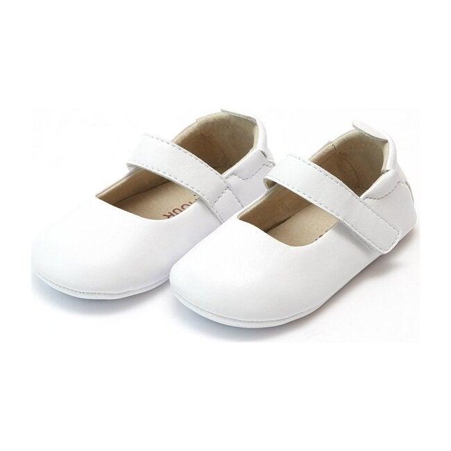 Baby Charlotte Crib Mary Jane, White