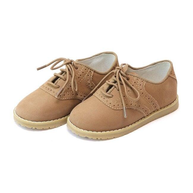 Noah Leather Oxford Shoe, Khaki
