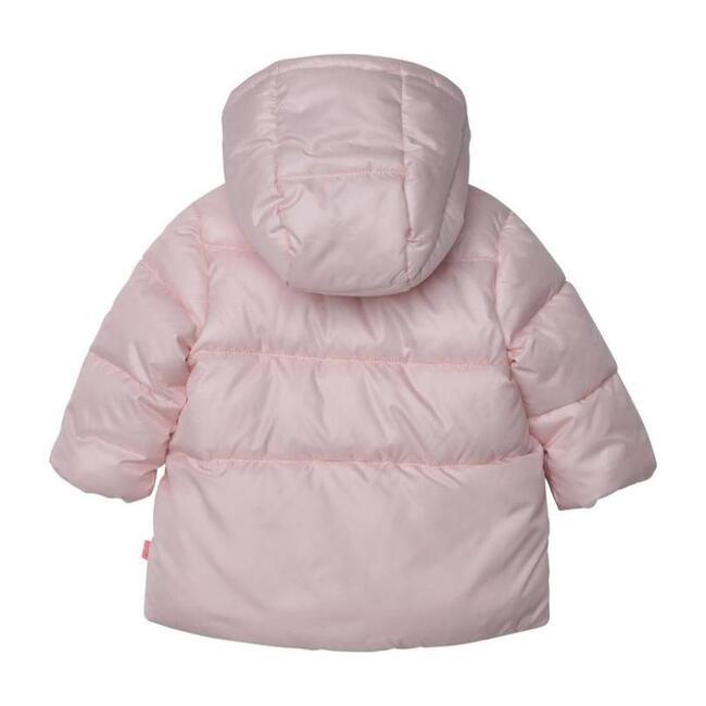 Logo Puffer Jacket, Pink
